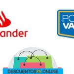 Descuentos con Tarjetas de Santander en Porto Vanila