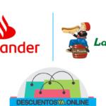 🍽️ Descuentos en La Pasiva Carrasco con Santander