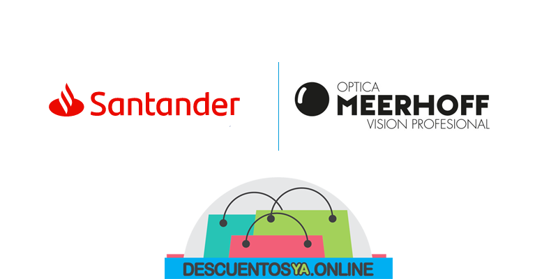 Descuentos en Meerhoff con Santander