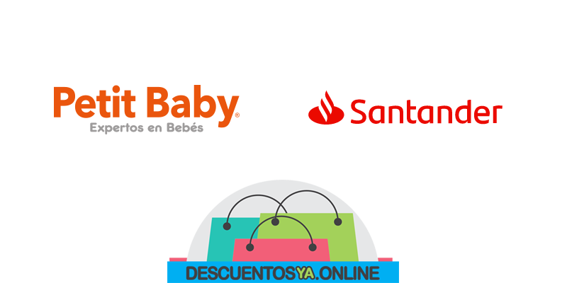 Descuentos con Santander en Petit Baby