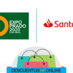 Descuentos en Expo Prado con Santander