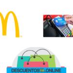 Descuentos en McDonald's con Visa Contactless
