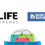 Descuentos en Life Cinemas con Brou