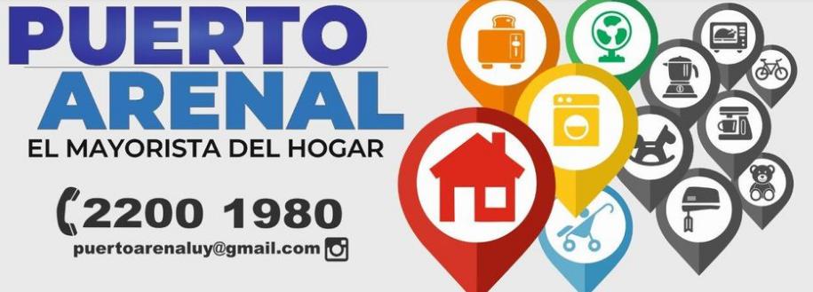 Puerto Arenal. El mayorista del hogar