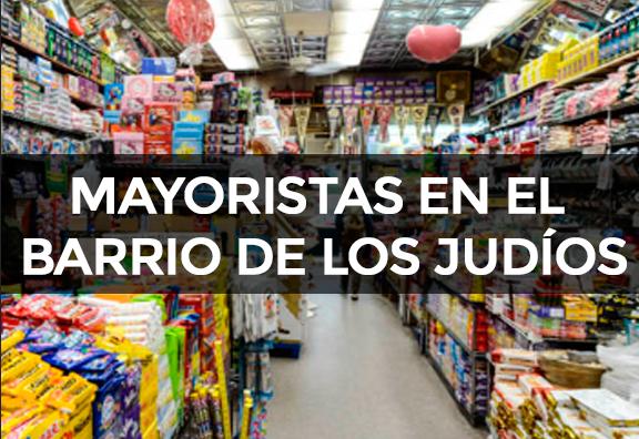 Lista Mayoristas en el Barrio de los judíos.