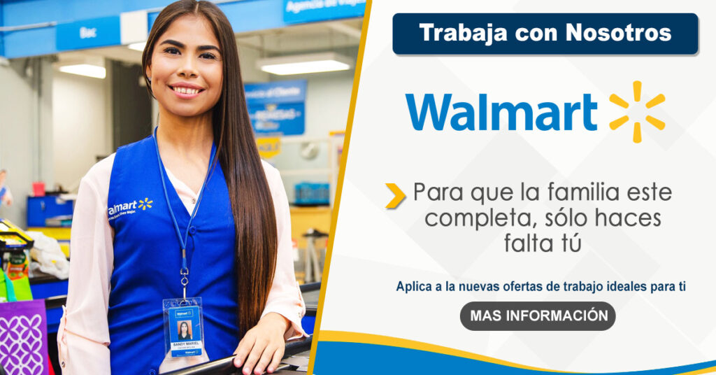 solicitud de empleo online walmart